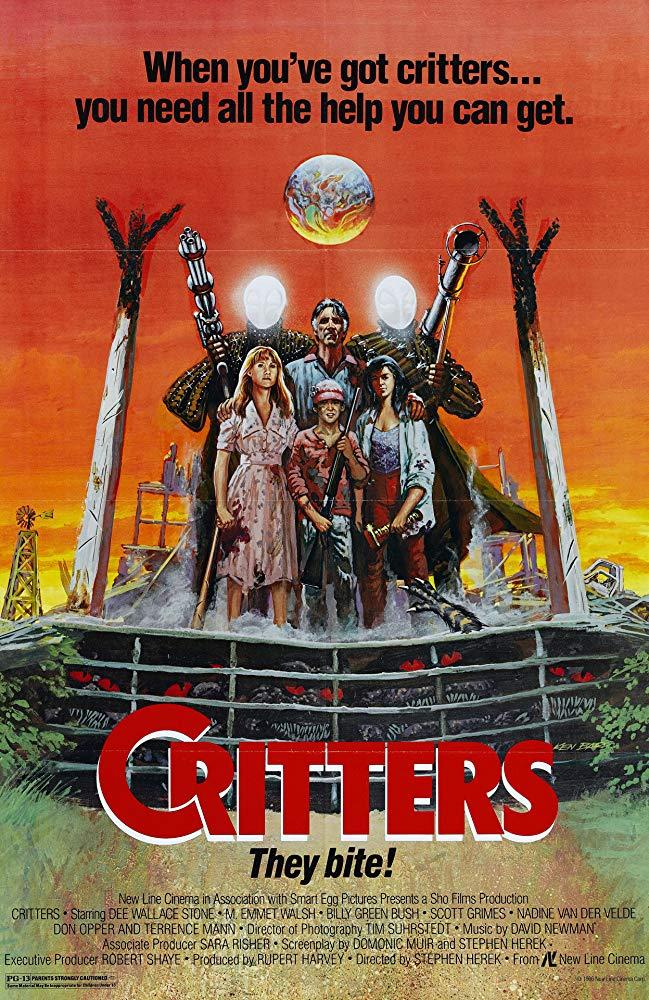 Critters 1986 [BluRay] [720p] YIFY