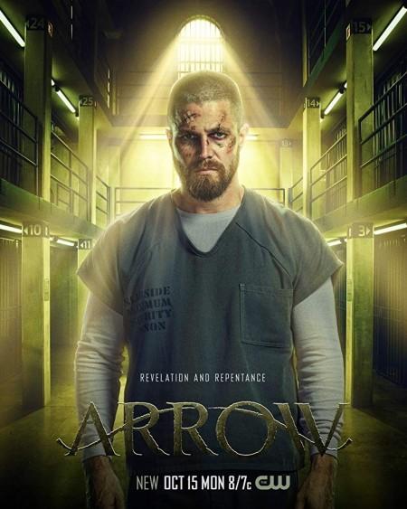 Arrow S07E11 720p HDTV x265-MiNX