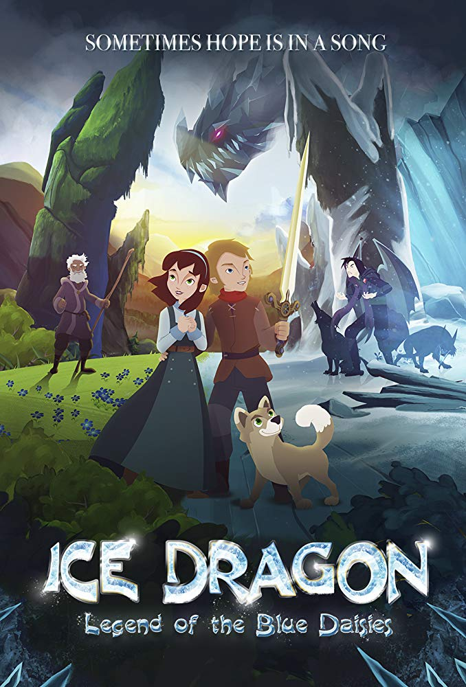 Ice Dragon Legend of the Blue Daisies 2018 WEB-DL x264-FGT