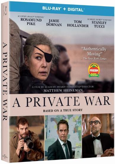 A Private War (2018) BRRip XViD-ETRG