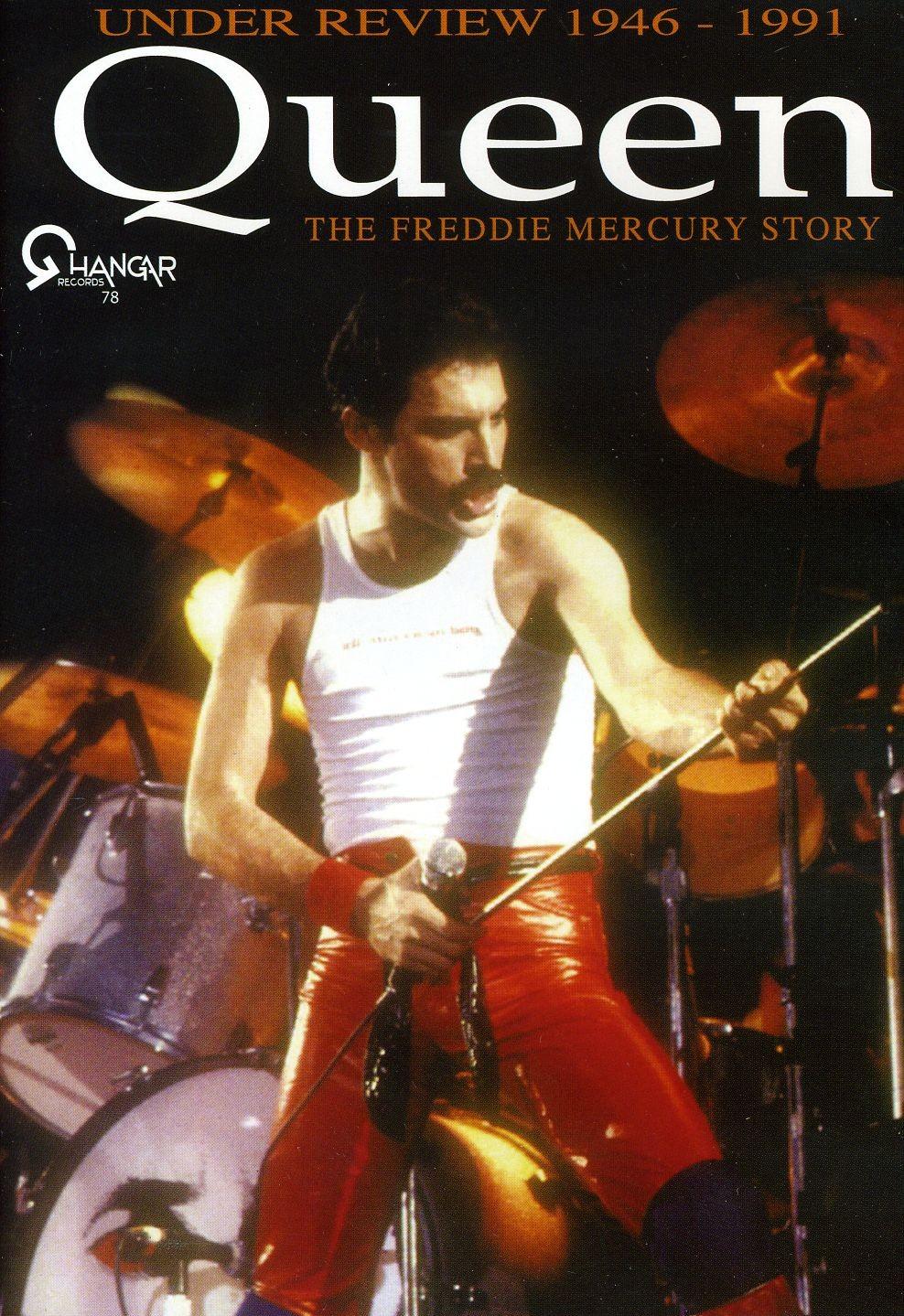 Queen - The Freddie Mercury story (2007) [DVD5 NTSC]