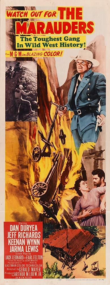 The Marauders 1955 DVDRip x264