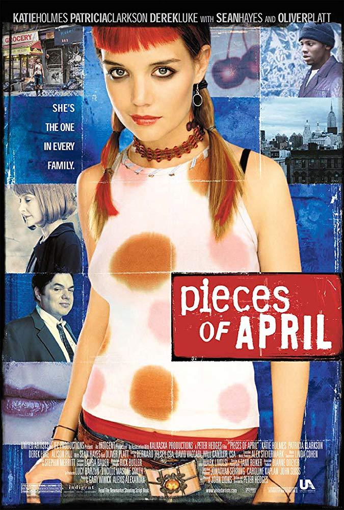 Pieces Of April 2003 LIMITED 720p WEB x264-ASSOCiATE