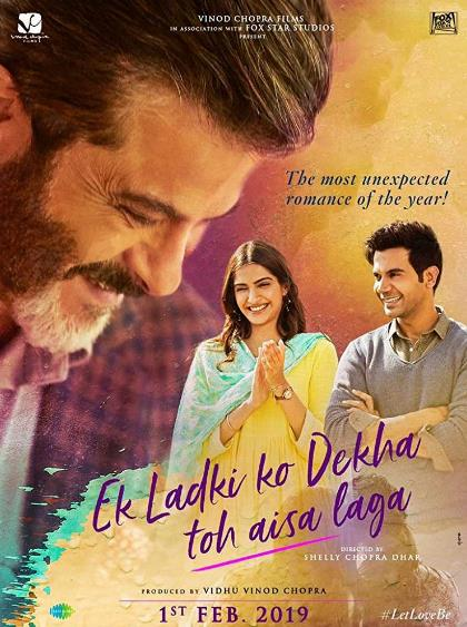 Ek Ladki Ko Dekha Toh Aisa Laga (2019) Hindi 720p Pre-CAMRip x264-DLW