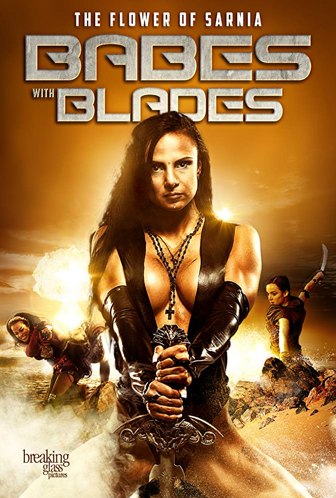 Babes with Blades 2018 WEBRip x264-ION10