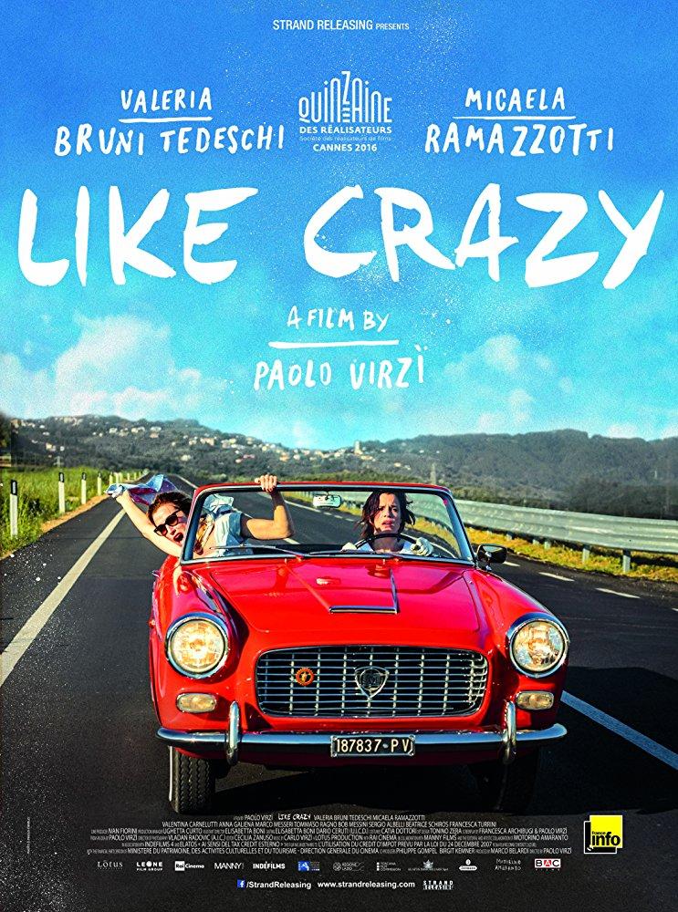 Like Crazy 2016 ITALIAN BRRip XviD MP3-VXT