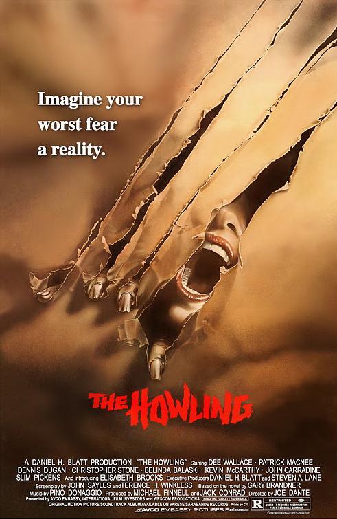 The Howling 1981 BluRay 10Bit 1080p AC3 H265-d3g