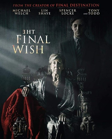 The Final Wish (2019) 720p HDRip 900MB x264-BONSAI