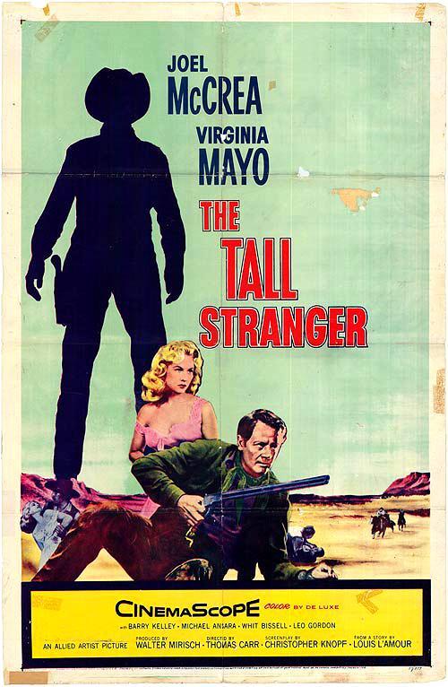 The Tall Stranger 1957 DVDRip XViD