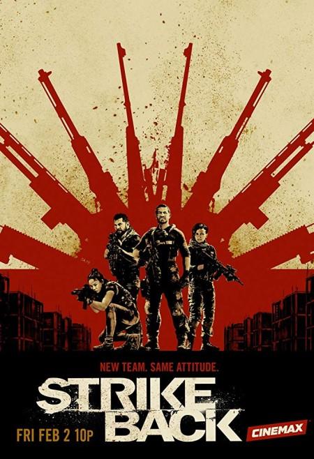 Strike Back S07E03 720p AMZN WEB-DL DDP5 1 H 264-NTb