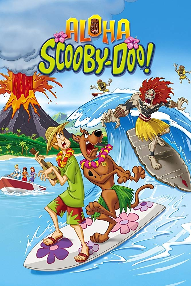 Aloha Scooby-Doo 2005 BRRip Xvid Ac3 SNAKE