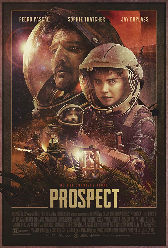 Prospect 2018 HDRip XviD AC3 LLG