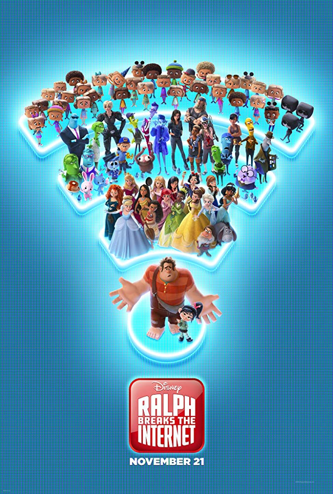 Ralph Breaks the Internet 2018 720p WEB-DL XviD AC3-FGT