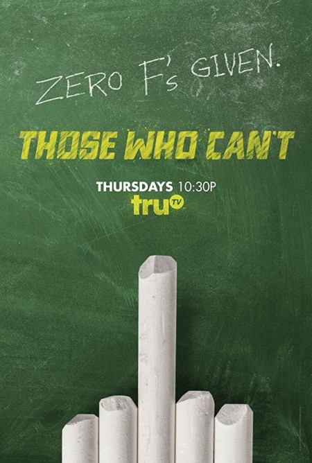 Those Who Cant S03E05 UNCENSORED 480p x264-mSD