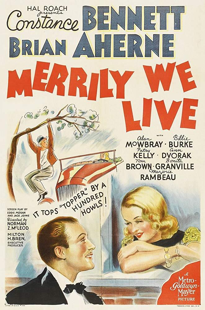 Merrily We Live 1938 720p BluRay x264-x0r