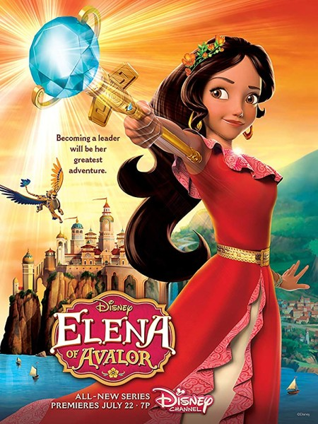 Elena of Avalor S02E16 480p x264-mSD