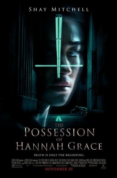 The Possession of Hannah Grace 2018 English DVDRip x264 AC3 [Team DRSD]