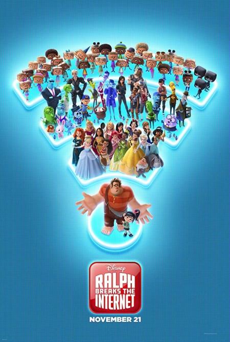 Ralph Breaks The Internet (2018) x 808 (1080p) 5 1 - 2 0 x264 Phun Psyz