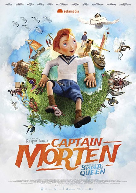 Captain Morten and the Spider Queen (2018) 1080p WEB-DL DD5.1 H264-FGT