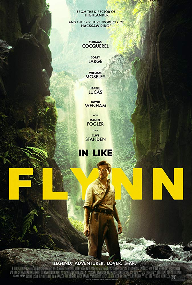 In Like Flynn 2019 Action Adventure HDRip [OpenTsubasa]