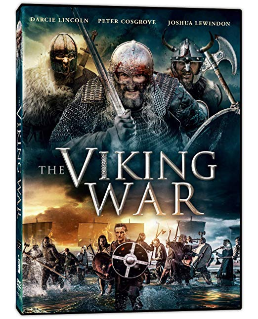 The Viking War 2019 720p HDRip 800MB x264-GalaxyRG