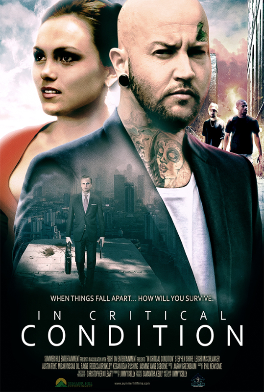 In Critical Condition 2016 [WEBRip] [1080p] YIFY