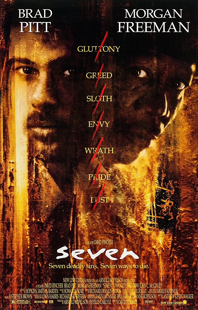 Se7en 1995 REMASTERED 1080p BluRay 10bit HEVC 6CH MkvCage