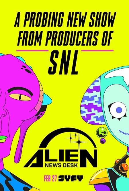 Alien News Desk S01E01 720p WEB x264-TBS