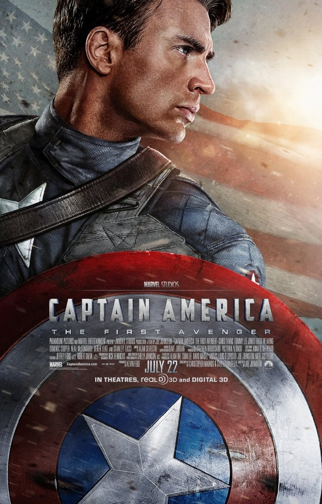 Captain America The First Avenger 2011 x 1600 (2160p) HDR 5 1 x265 10bit Phun Psyz