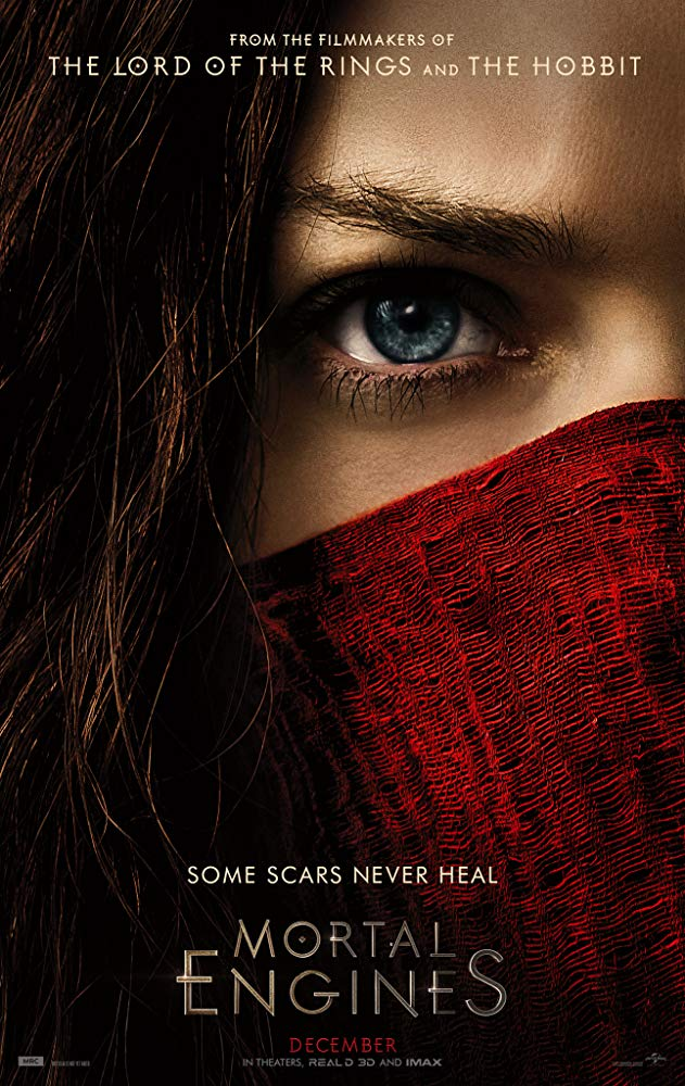 Mortal Engines 2018 BDRip x264-SPARKS