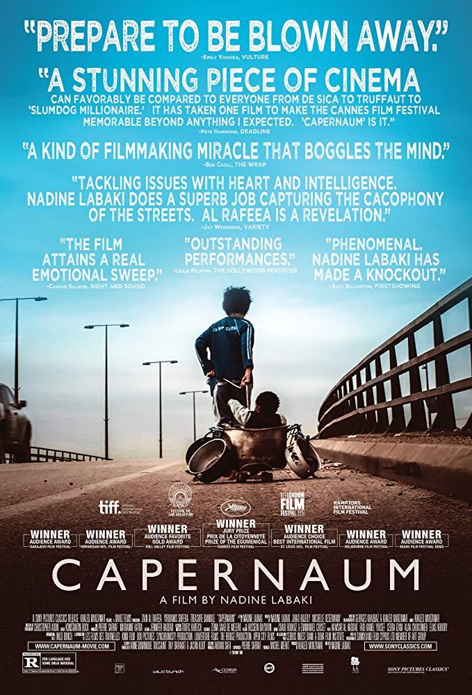 Capernaum 2018 1080p WEB-DL x264 DD 5 1 - LOKiHD