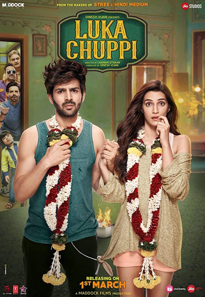 Luka Chuppi 2019 Hindi 720p PreDVDRip x264 AAC - LOKiHD