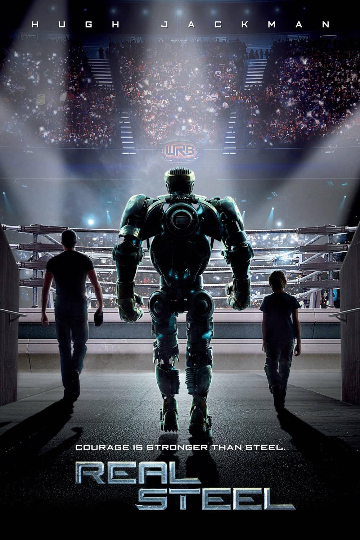 Real Steel 2011 720p BluRay x264-x0r