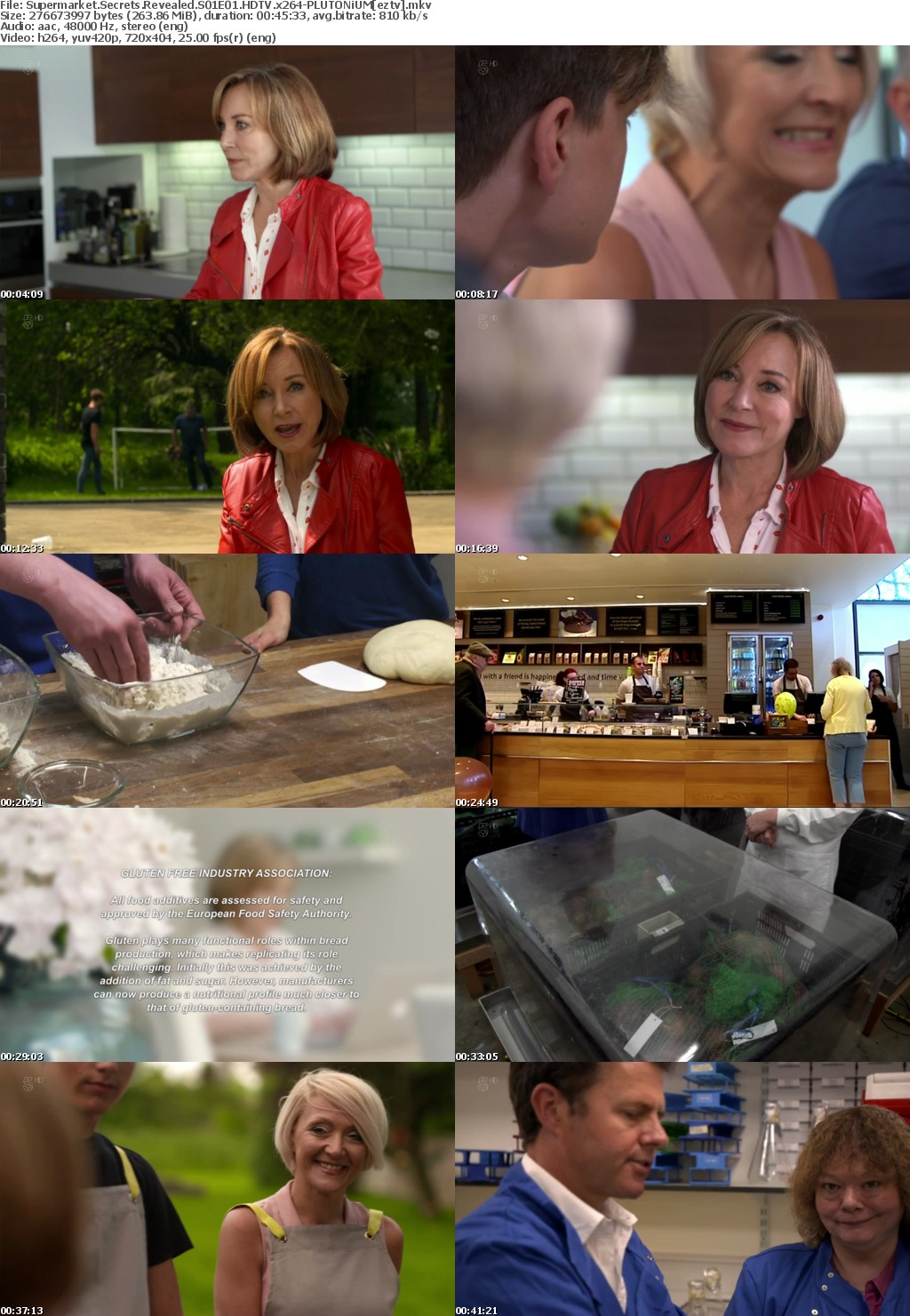 Supermarket Secrets Revealed S01E01 HDTV x264-PLUTONiUM