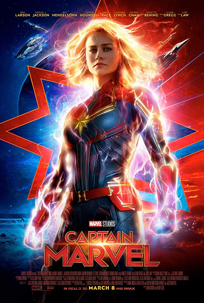 Captain Marvel 2019 720p Hindi Dubbed (Cleaned) HDCAM x264 AAC by Full4movies