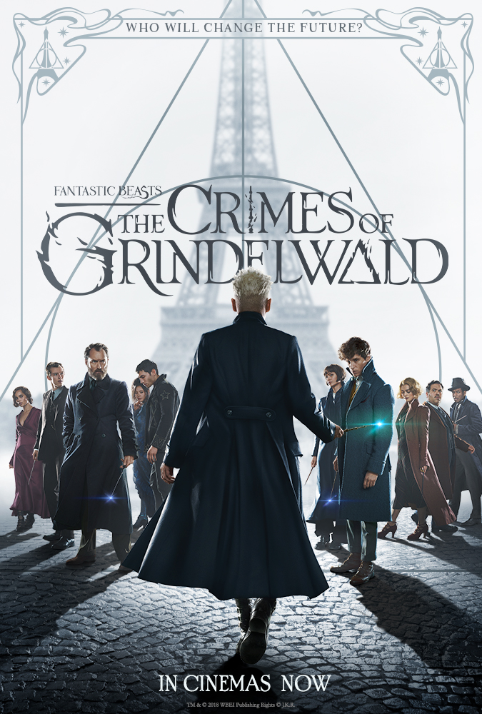 Fantastic Beasts The Crimes Of Grindelwald 2018 EXTENDED 1080p BrRip 6CH x265 HEVC-PSA