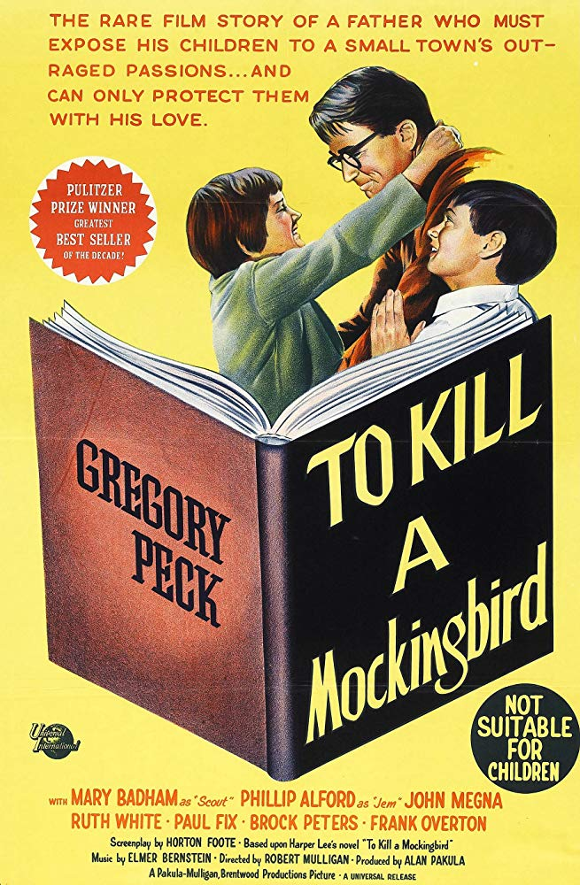 To Kill a Mockingbird 1962 BRRIP X264 AAC CrEwSaDe