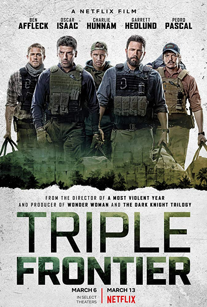 Triple Frontier 2019 WEBRip XviD AC3-FGT