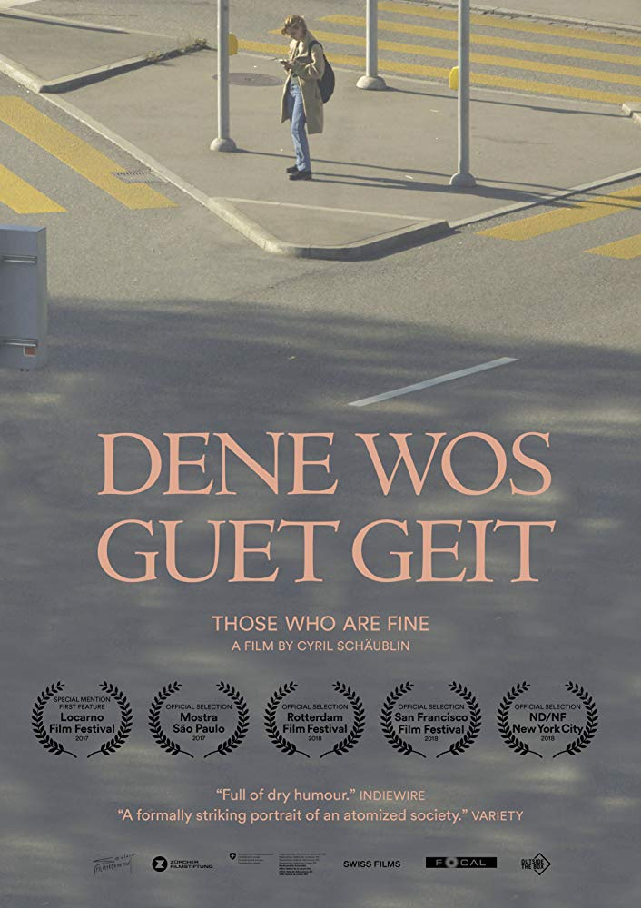 Those Who Are Fine 2017 [WEBRip] [1080p] YIFY