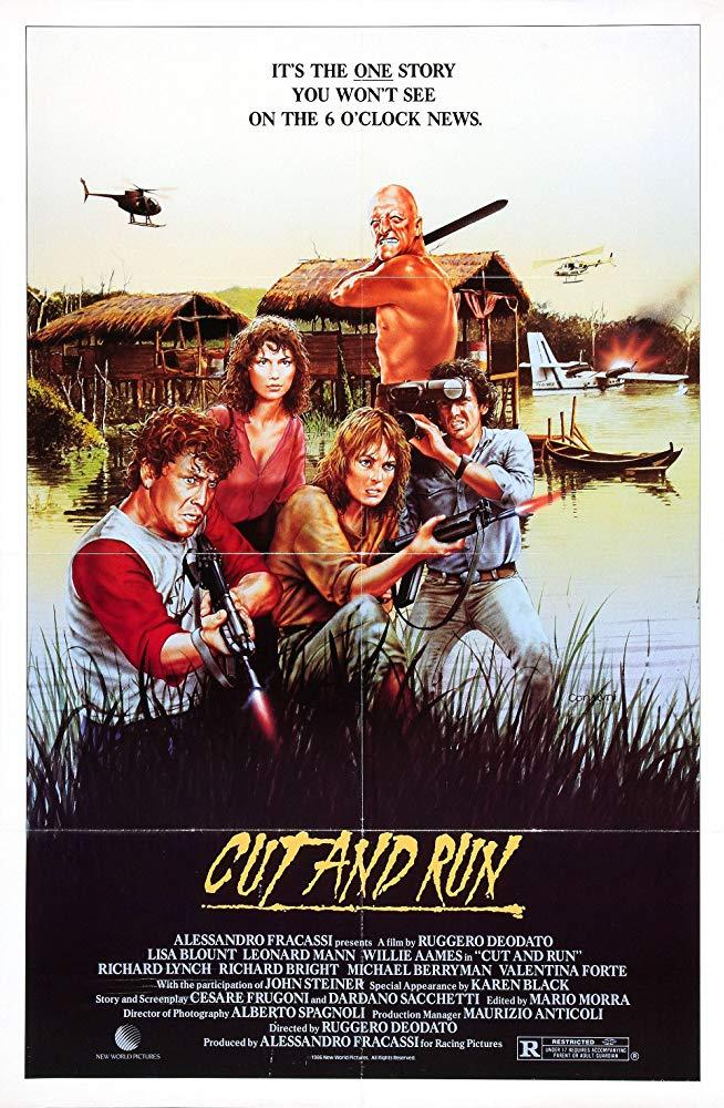 Cut and Run 1985 UNRATED 1080p BluRay H264 AAC-RARBG