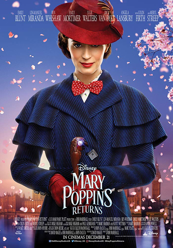 Mary Poppins Returns 2018 1080p 10bit BluRay 8CH x265 HEVC-PSA