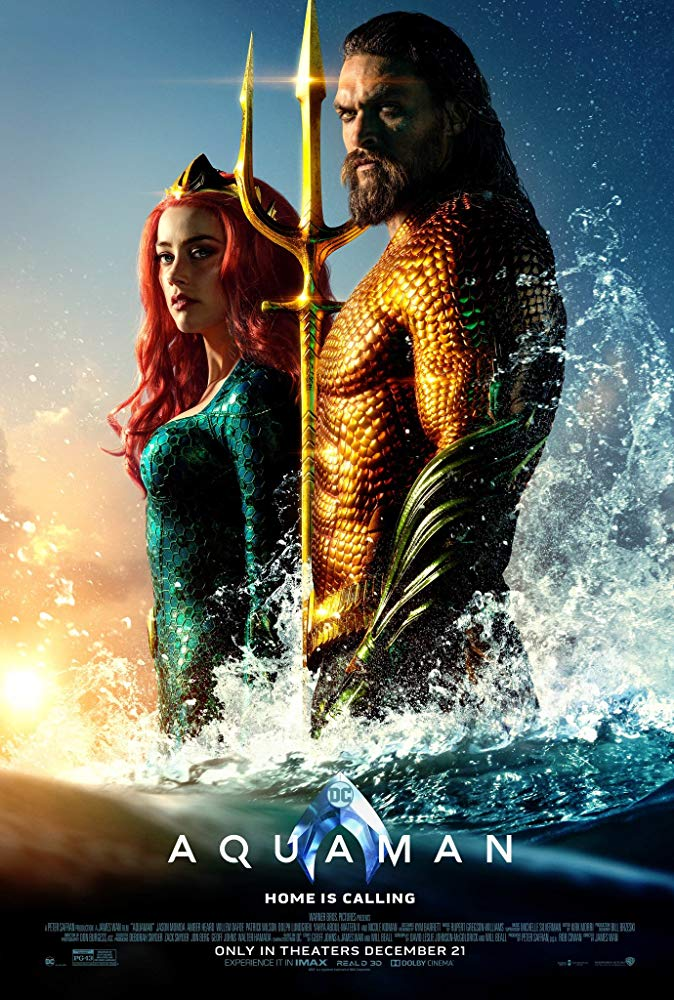 Aquaman 2018 English IMAX 720p BDRip x264 ESubs 1GB