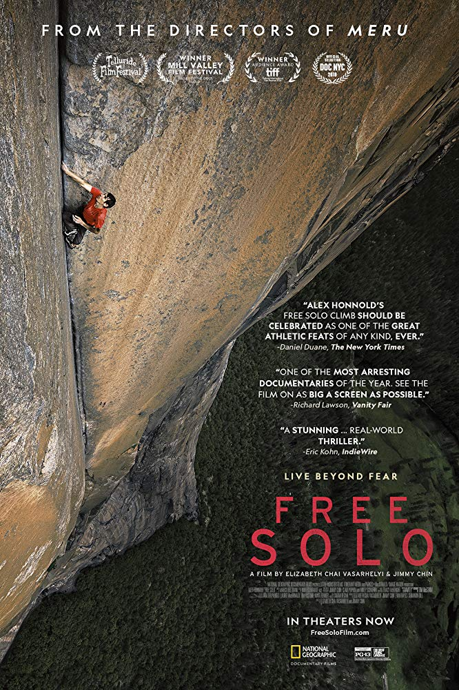 Free Solo 2018 BRRip XviD MP3-XVID