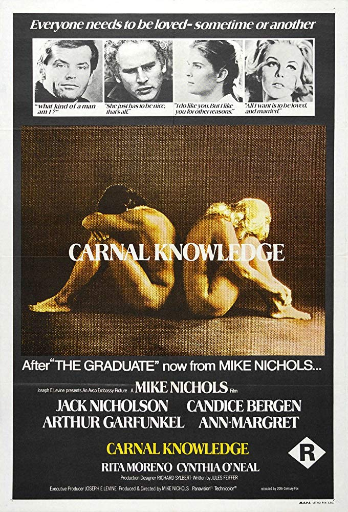 Carnal Knowledge 1971 JAPANESE 1080p BluRay x264-REGRET