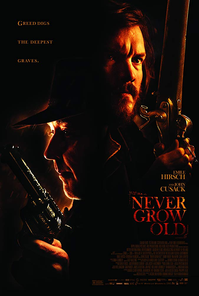 Never Grow Old 2019 [WEBRip] [1080p] YIFY