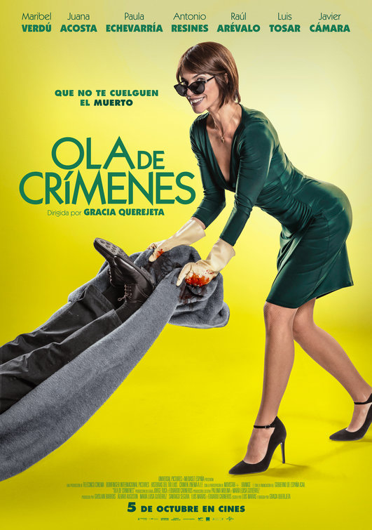 Wave of Crimes 2018 [BluRay] [720p] YIFY