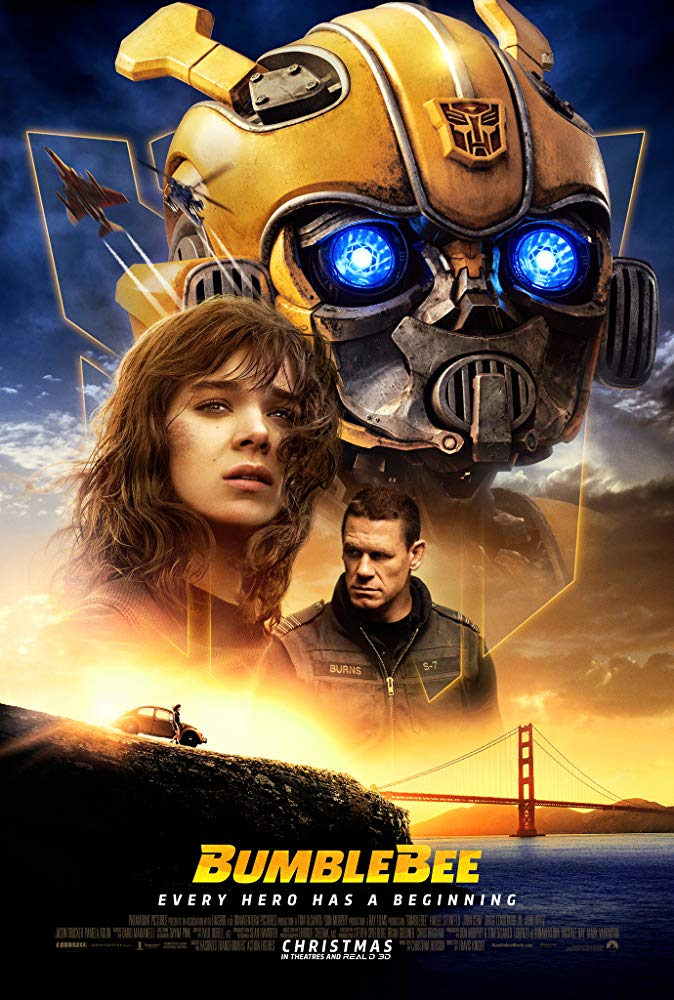 Bumblebee 2018 WEB-DL XviD MP3-FGT