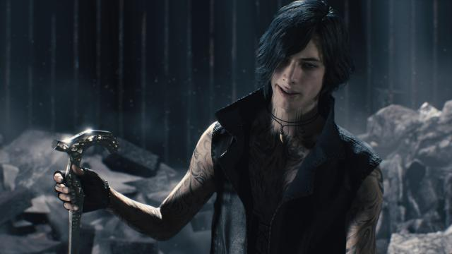 Devil May Cry 5 Deluxe Edition - Sam2k8