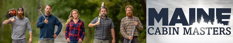 Maine Cabin Masters S03E16 The Dixie Dog Den WEB x264-CAFFEiNE