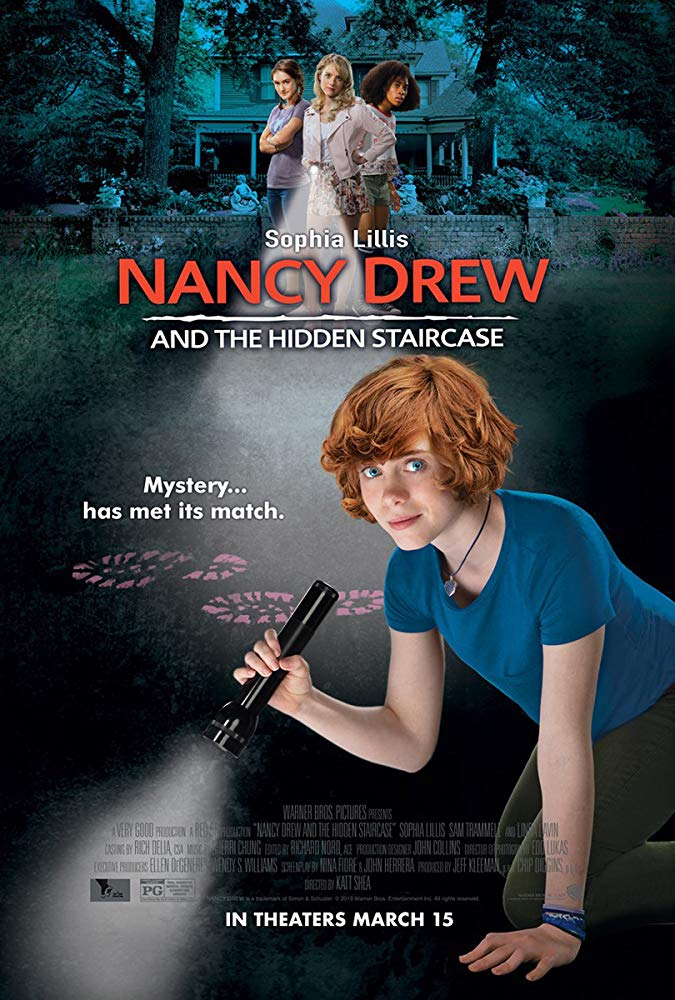 Nancy Drew and the Hidden Staircase 2019 WEB-DL XviD MP3-FGT